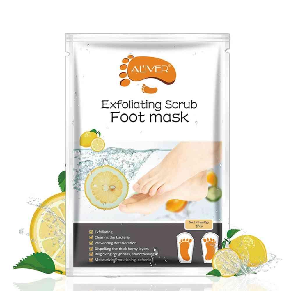 Foot Mask-exfoliation Scrub-remove Dead Skin