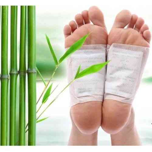 Foot Patch Bamboo Pads - Patches With Adhesive Foot Care Tool