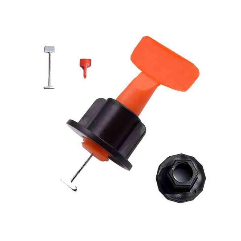 Tile Leveling System Tools - Ceramic Tile Leveling With Replaceable Steel Needle