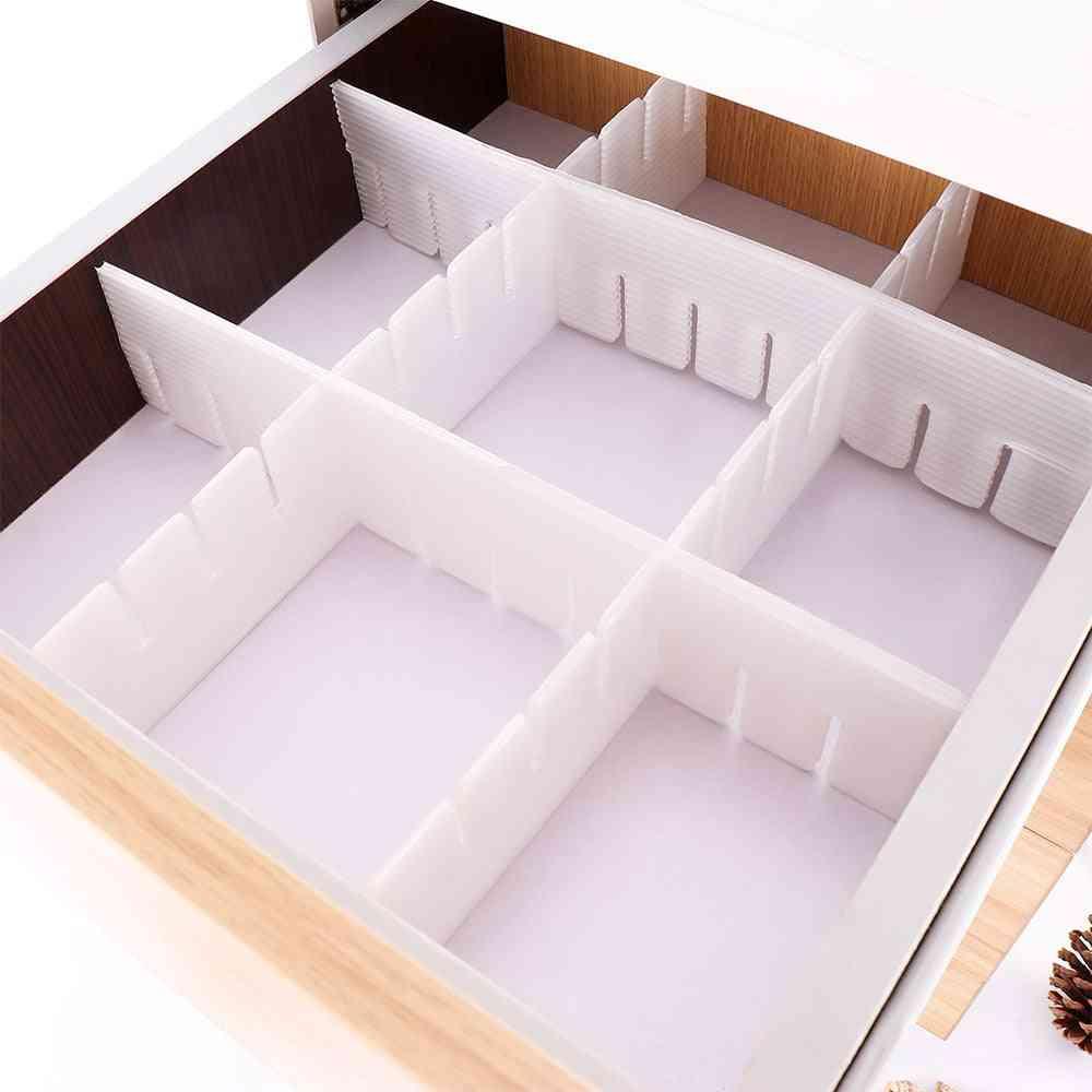 Diy Grid Drawer Separator For Storing Household Necessities