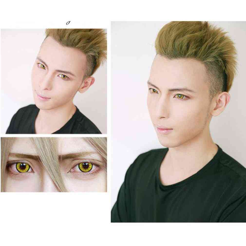 Charming Coloured Contact Lenses