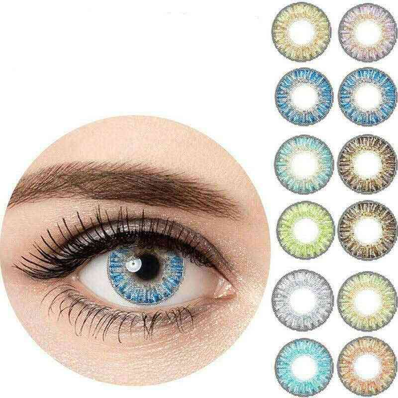 Beautiful Pupil Multicolor Contact Lenses