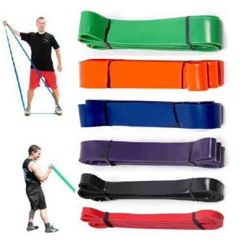 Exercise Resistance Elastic Band - Yoga, Fitness, Workout Stretch Bands