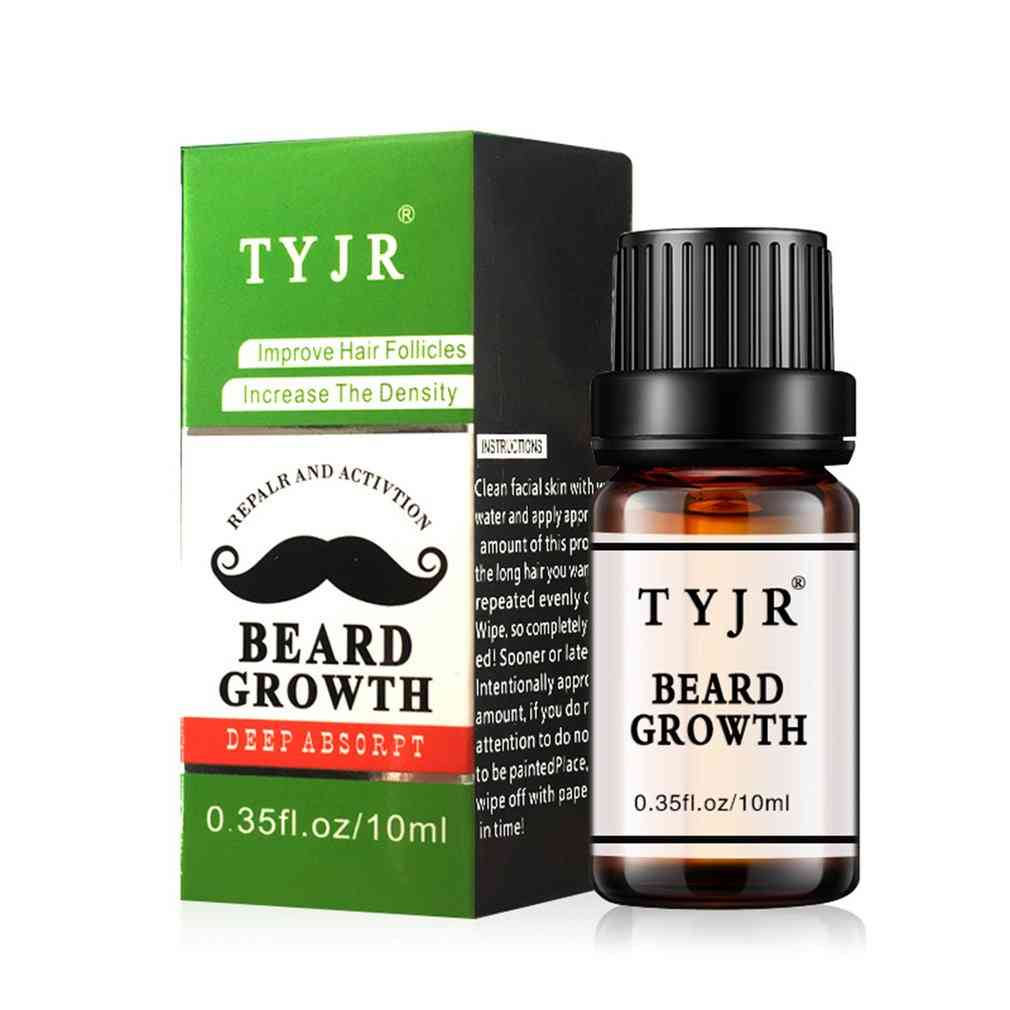 Natural Organic Beard Oil, Soften Hair Growth Nourishing