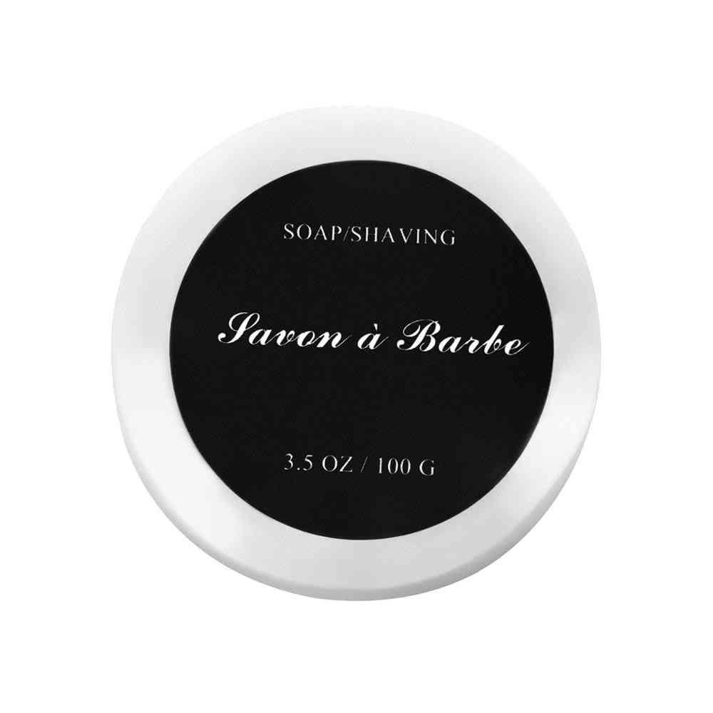 Goat Milk Foaming Lather Shave, Beard Shaving Cream For Straight Razor