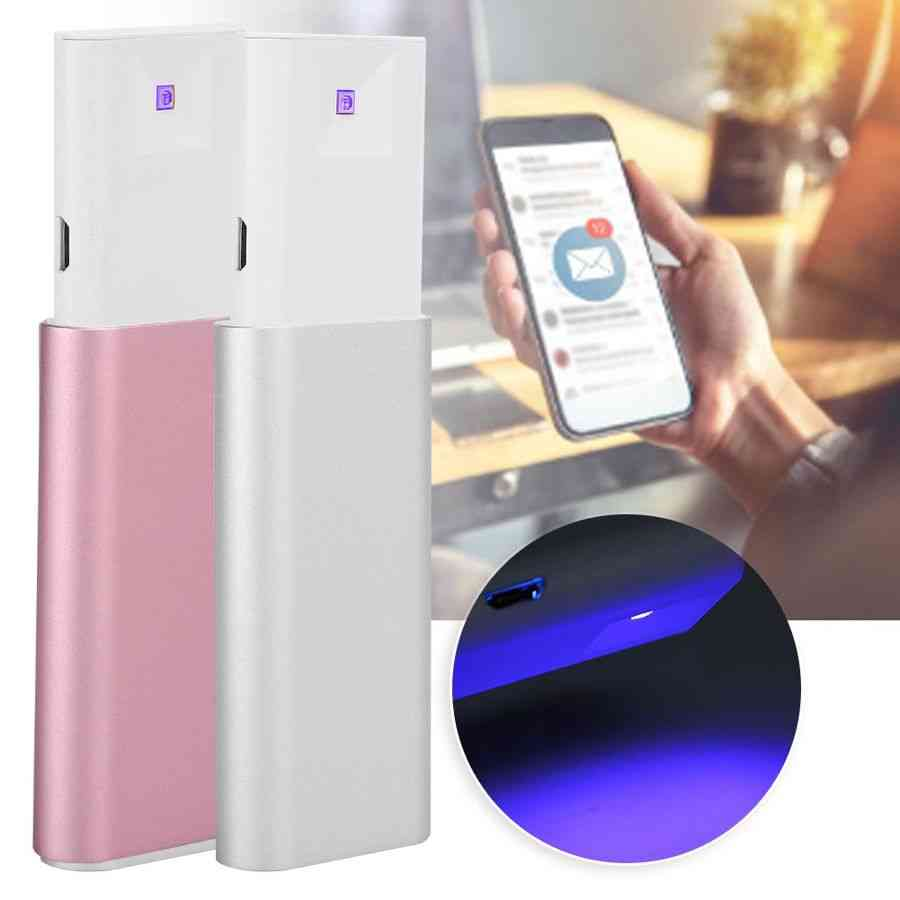 Portable Uv Light With Usb Cable