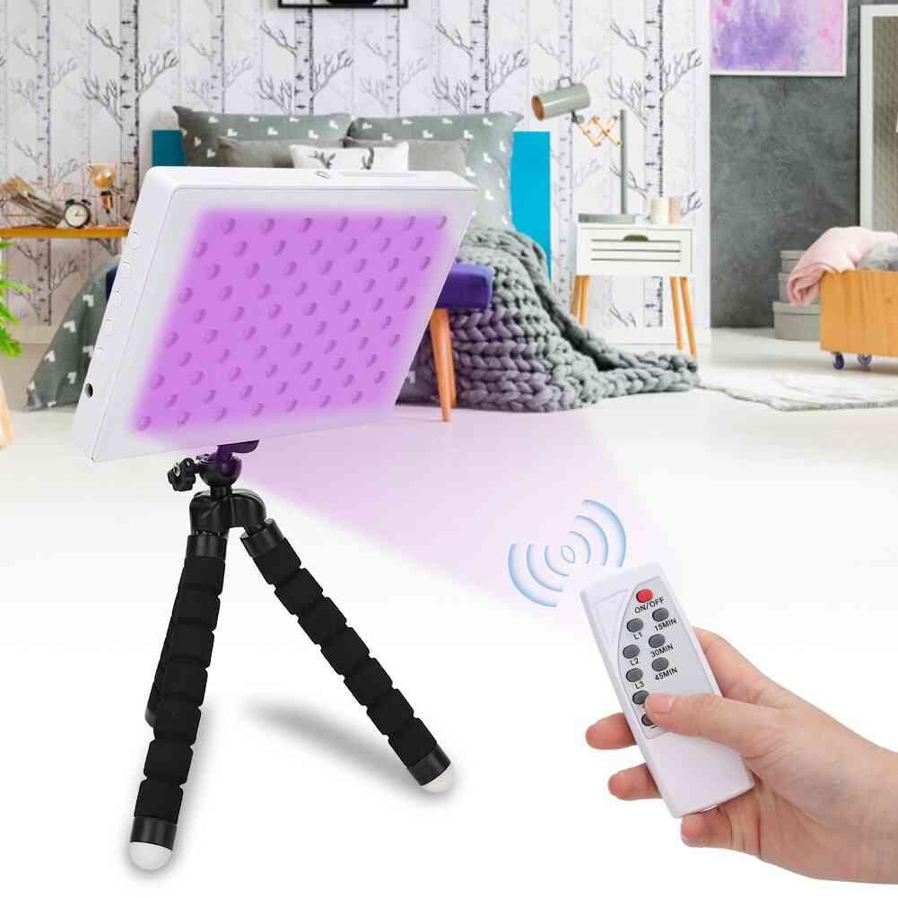 Portable And Remote Control Uv Light