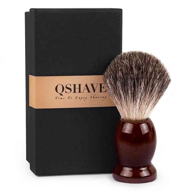 Pure Badger Hair Shaving Brush-double Edge