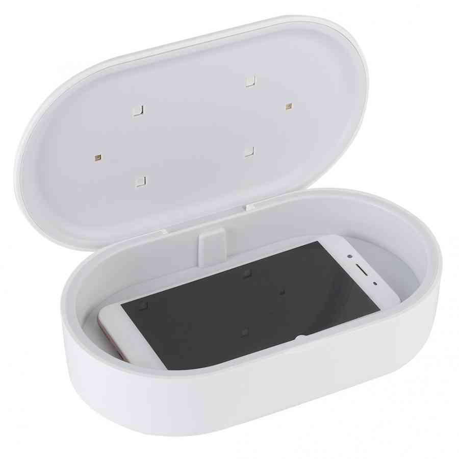 Uvc, Led, Ultraviolet Box For Mobile Phones