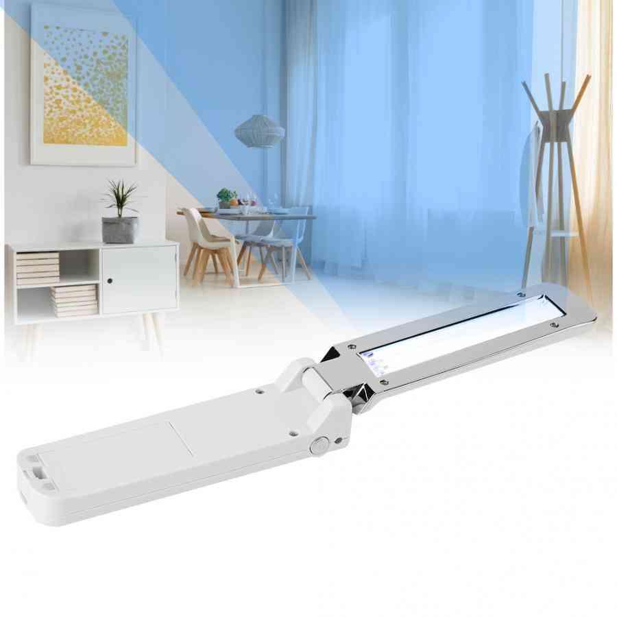 Portable And Foldable Uv Light Germicidal Lamp