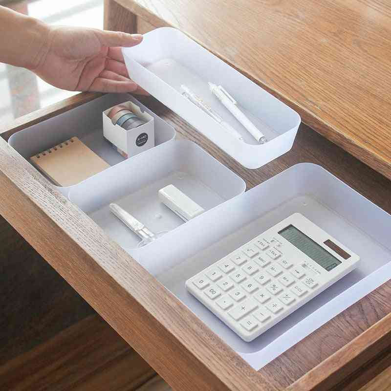Tie The Sock Drawer Box, Cosmetics Divider - Kitchen Tools Stationery Store Container