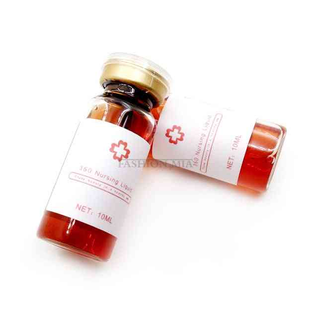 Nursing Liquid Red Ampoule Solution Lipolytic Injection For Lose Weight - Dissolve Fat Lipolysis For Hyaluron Pen Injection