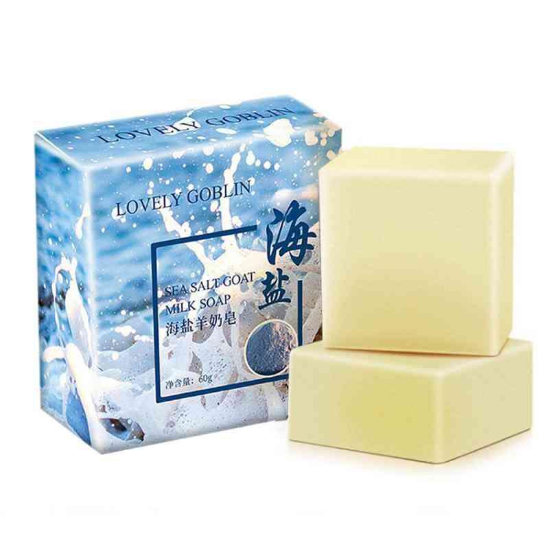 Sea Salt Soap- Face Wash And Skin Care