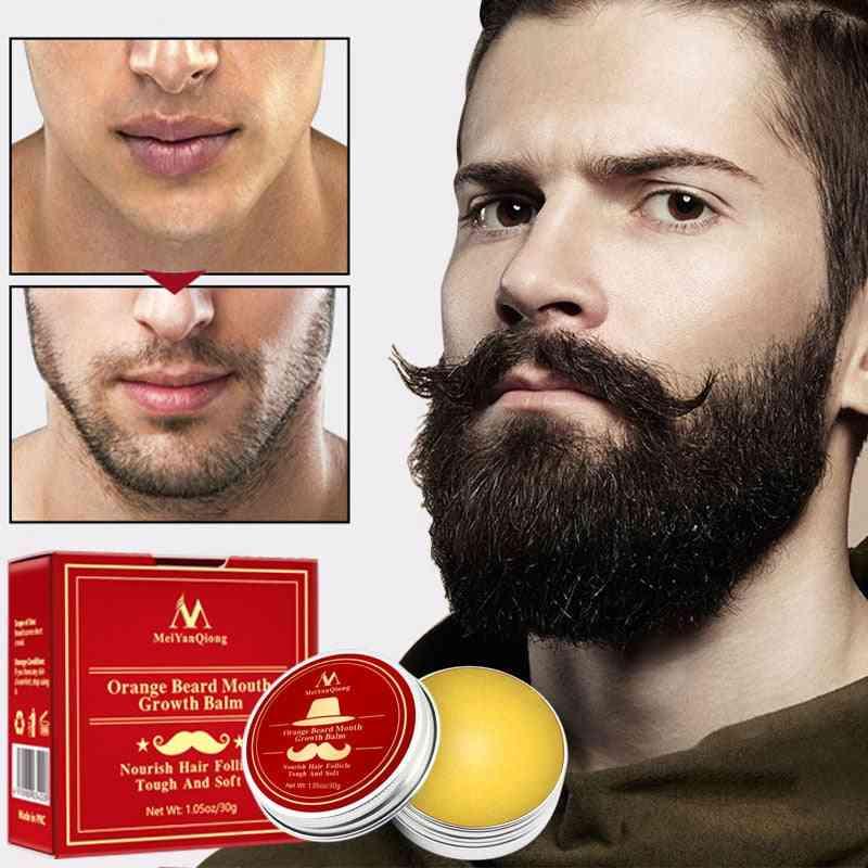 Beard And Moustache Growth- Moisturizing Balm