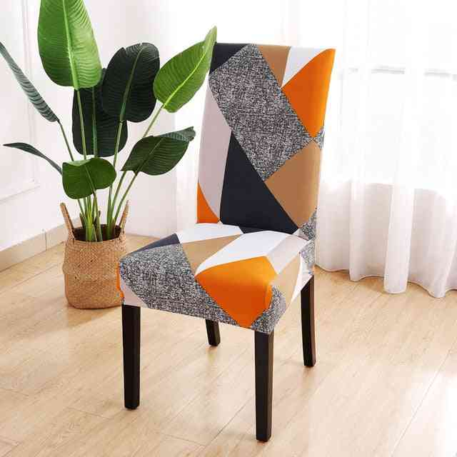 Modern Design Elastic Chair Covers For Wedding, Dining Room, Office, Banquet, House