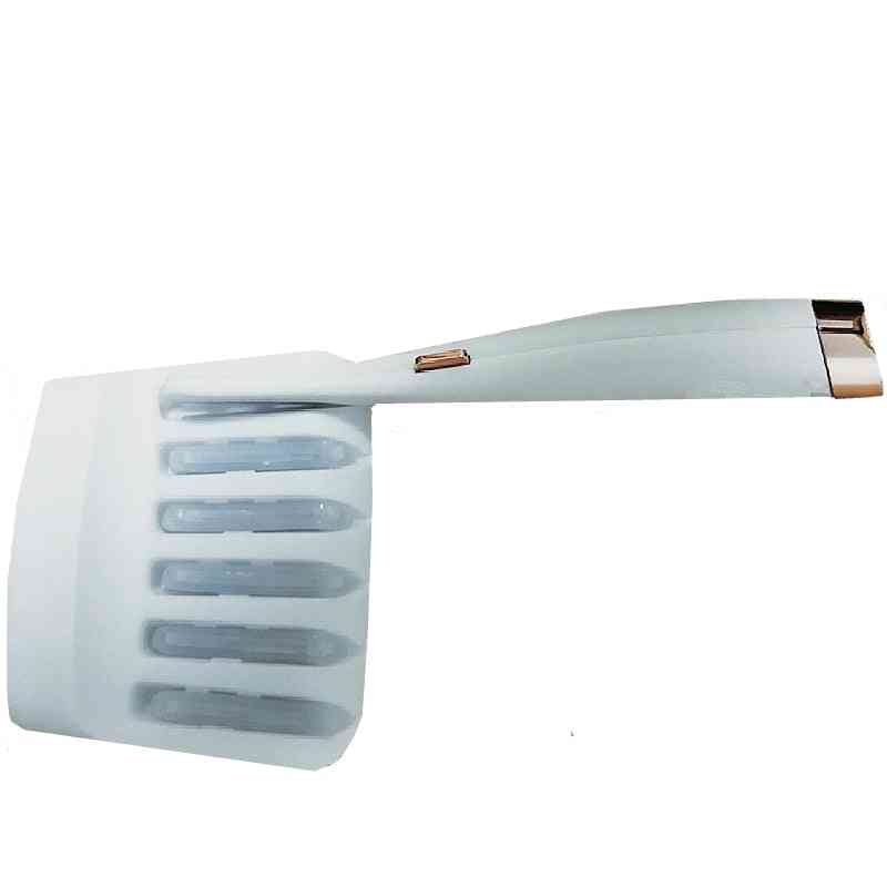 Electric, Lighted, Face Hair Remover - Lady Razor