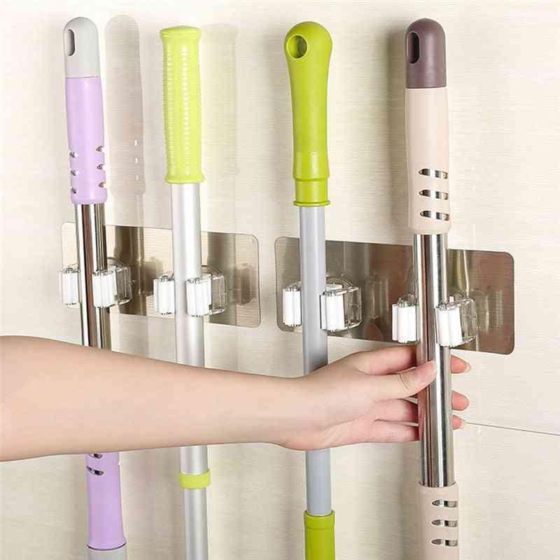 Multifunctional, Self Adhesive Seamless And Wall Mounted Hooks/holders