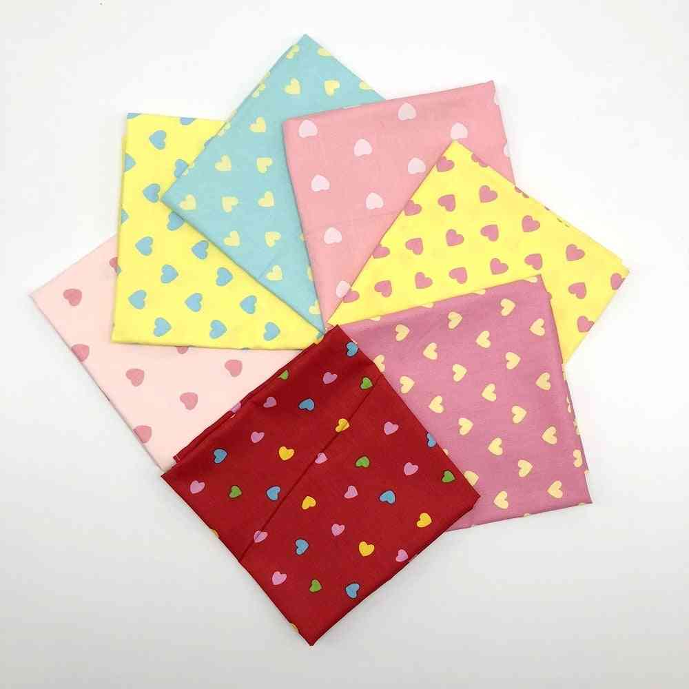 Printed Handkerchief Towels With Hundreds Of Random Colors