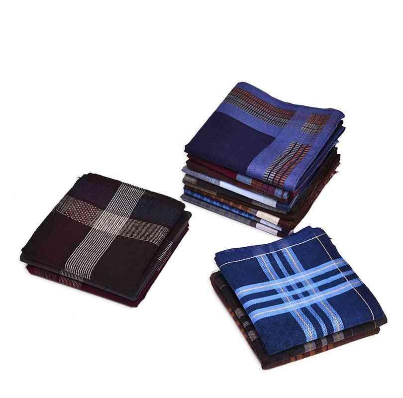 New Pocket Hankies - Business Square Handkerchief For Men