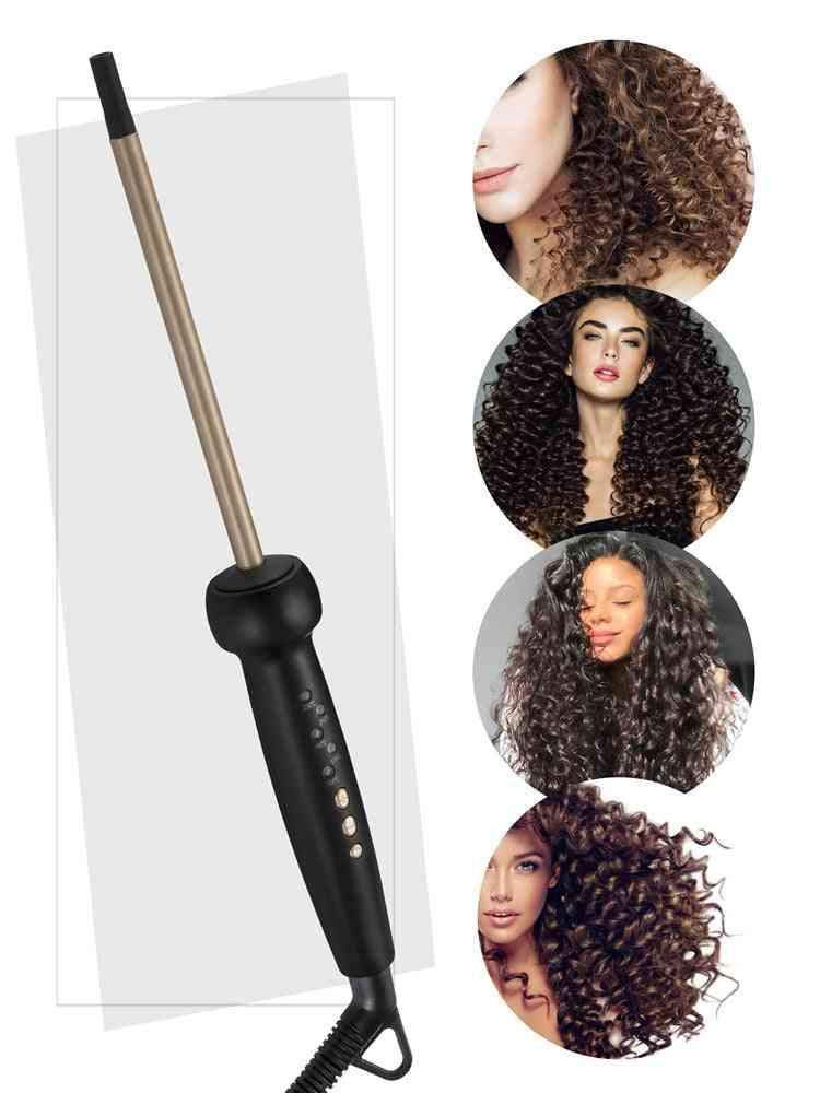 Super Slim Mch Tight Curls, Wand Ringlet Afro Hair Curler