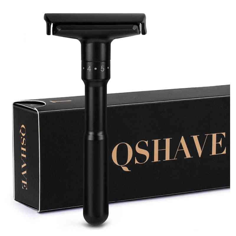 Adjustable Razor Men Beard Shaving Soft Smooth Touch