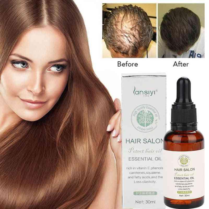Hair Growth Essential Oil - Fast Hair Growing, Essence Prevent Hairs Loss Nourishing Serum