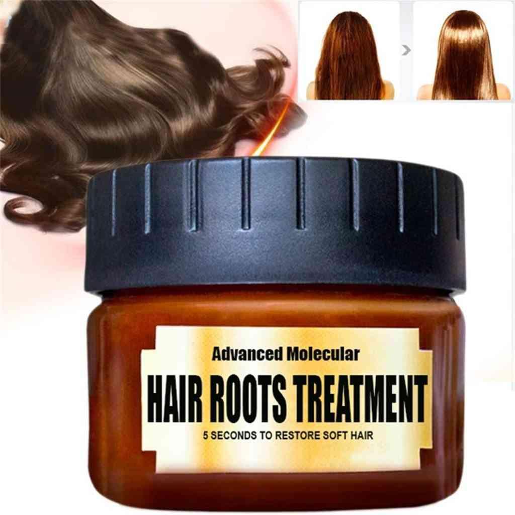 60ml Detoxifying Hair Mask Advanced Molecular - Hair Roots Treatment
