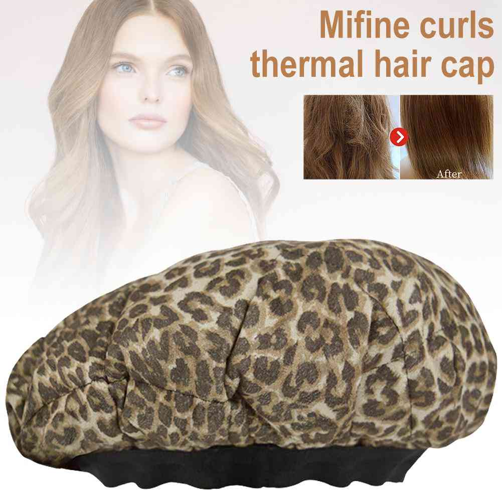 Deep Conditioning Heat Spa Caps, Cold Heating Hair Cap