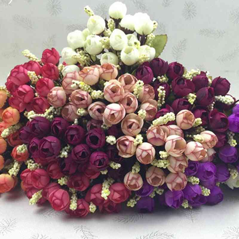 Artificial Rose Flowers For Wedding, Home, Party And Decoration