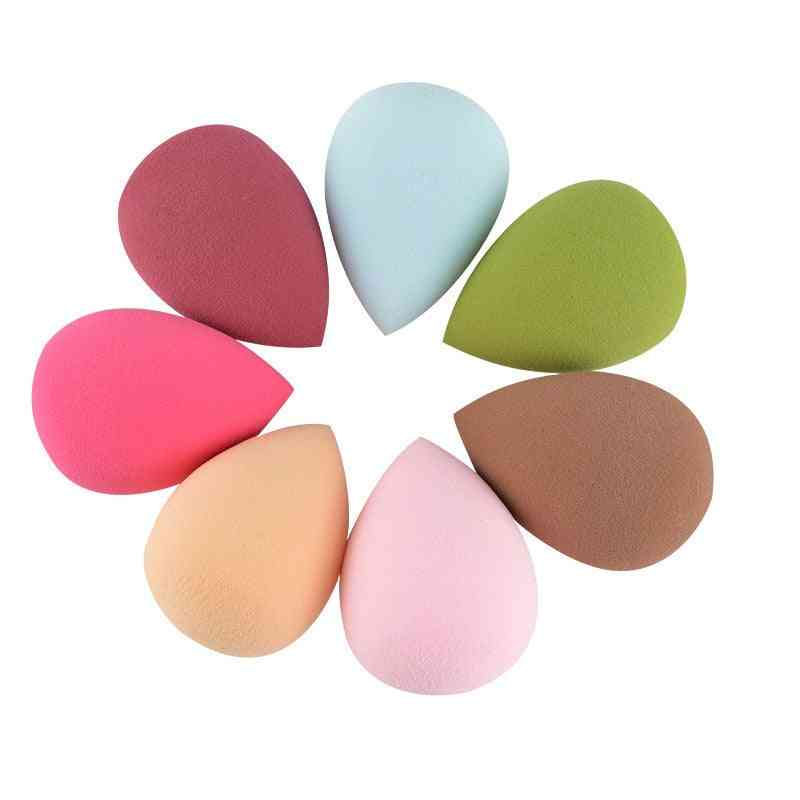 Puff Powder Cosmetic Tools For Face - Smooth Soft Makeup Foundation Sponge