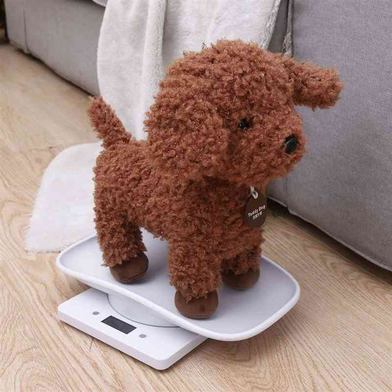 Small Pet Scale For Cat Dog Handheld Miniature Precision Baby Pet Scale Measure Tool For Infant Baby Pet( Without Battery)