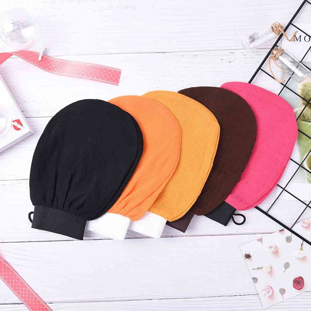 Shower Thicken Bath Magic Peeling Glove - Exfoliating Tan Removal Bathing Cleaning