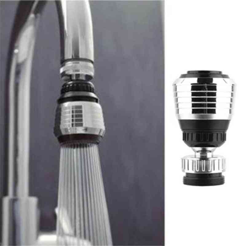 360 Degree Rotary, Aeration, Water-saving Faucet Extender