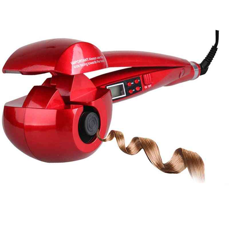 Automatic Hair Curler - Hair Styling Tools Female Hair, Professional Crimping