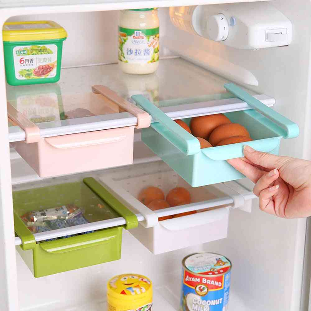 Colorful Multi Purpose Refrigerator Preservation Container Drawer