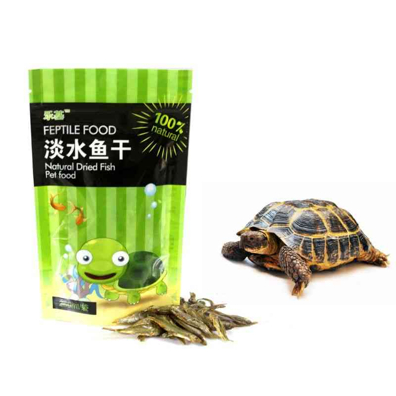 Dry Fishes For Freshwater Turtle Feed-pet Food, Calcium Supplement