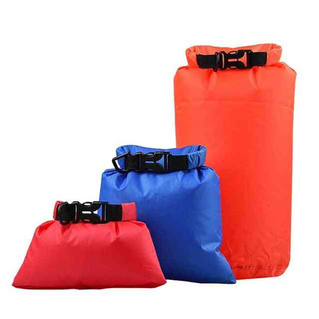 Portable Waterproof Vacuum Storage Bag - Ultralight Clothes Bag, For Adult Outdoor