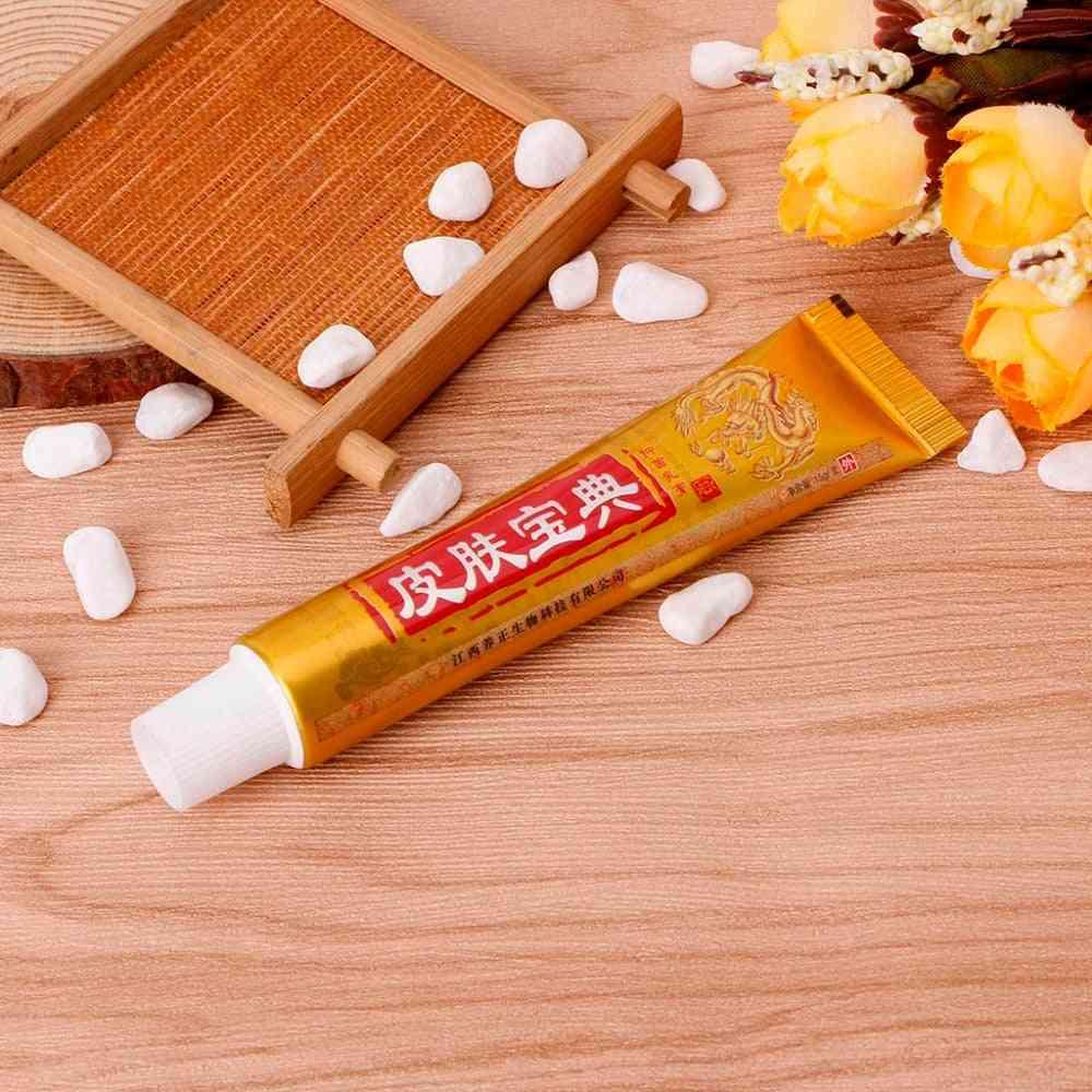 Anti Bacteria Herbal Cream-psoriasis, Eczema Ointment