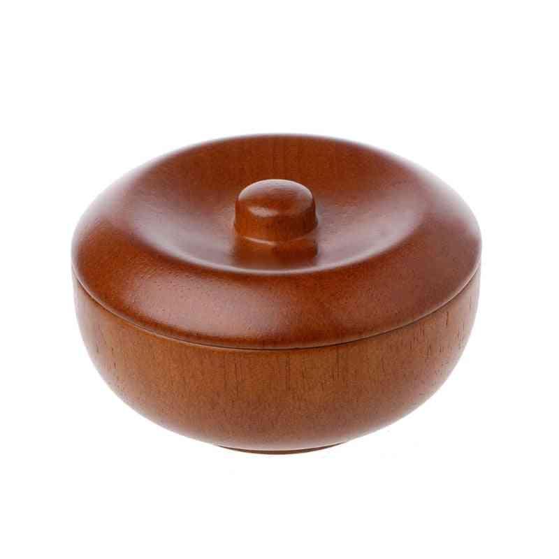 Wooden Bowl For Shaving Soap