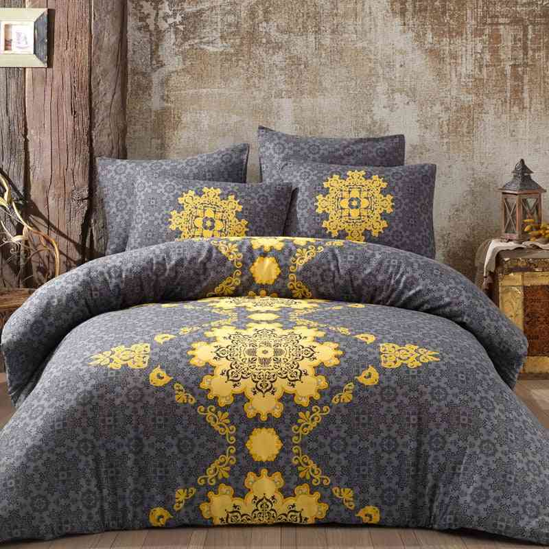 Luxury Bed Set For Home - Duvet Cover Bedsheets