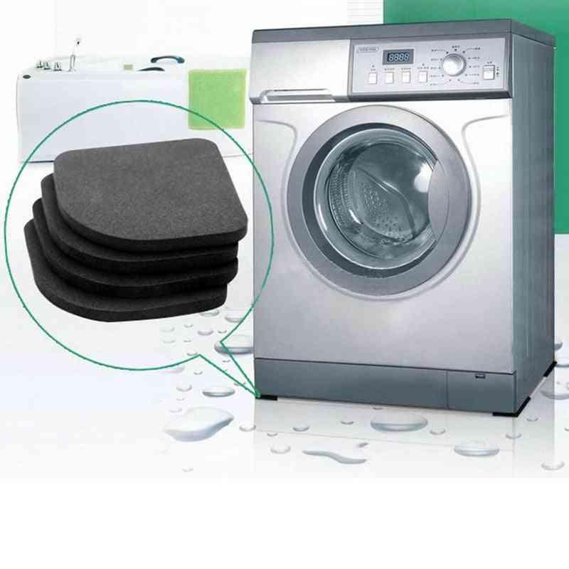 Anti Vibration Shock Pads For Washing Machine - Nonslip Mats For Refrigerator