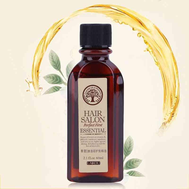 Hair Care Oil Moisturizer - Increase Gloss Of Hair