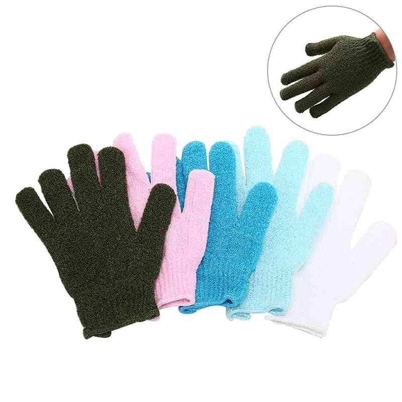 Massage Spa, Bath Mitt Shower - Exfoliating Body Scrub Glove For Dead Skin Removal