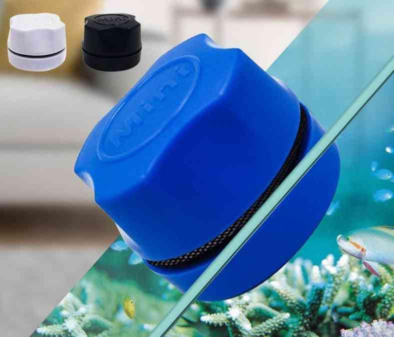Aquarium Magnetic Clean Brush- Glass Scrubber Tool
