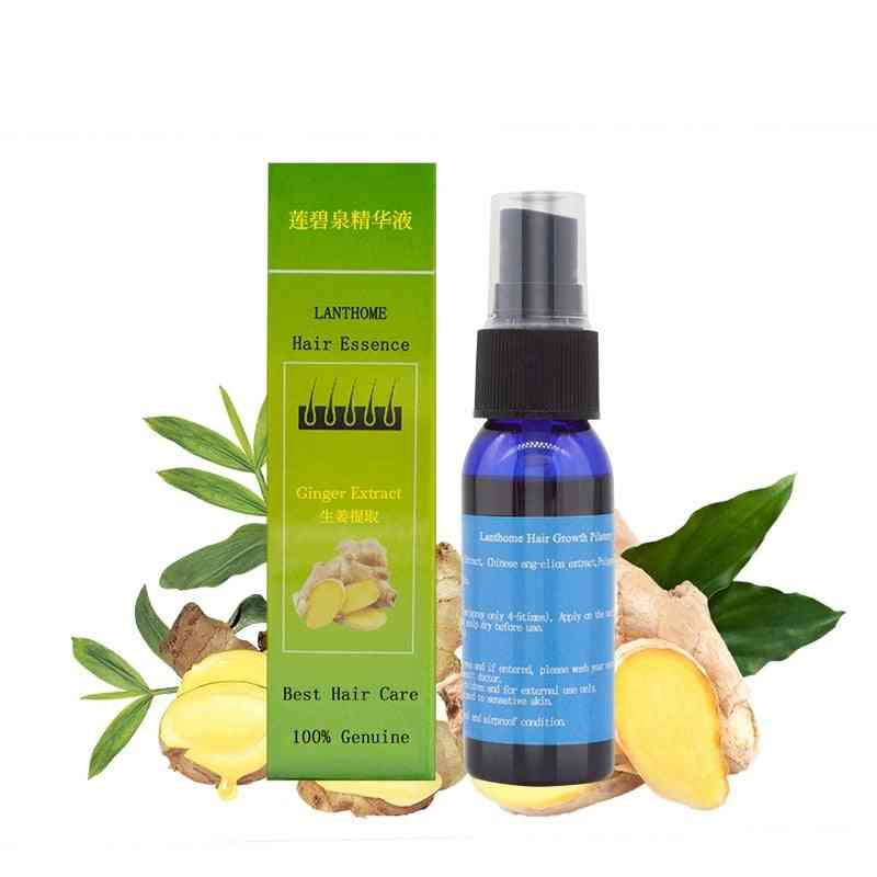 Ginger Extract-fast Hair Growth Serum