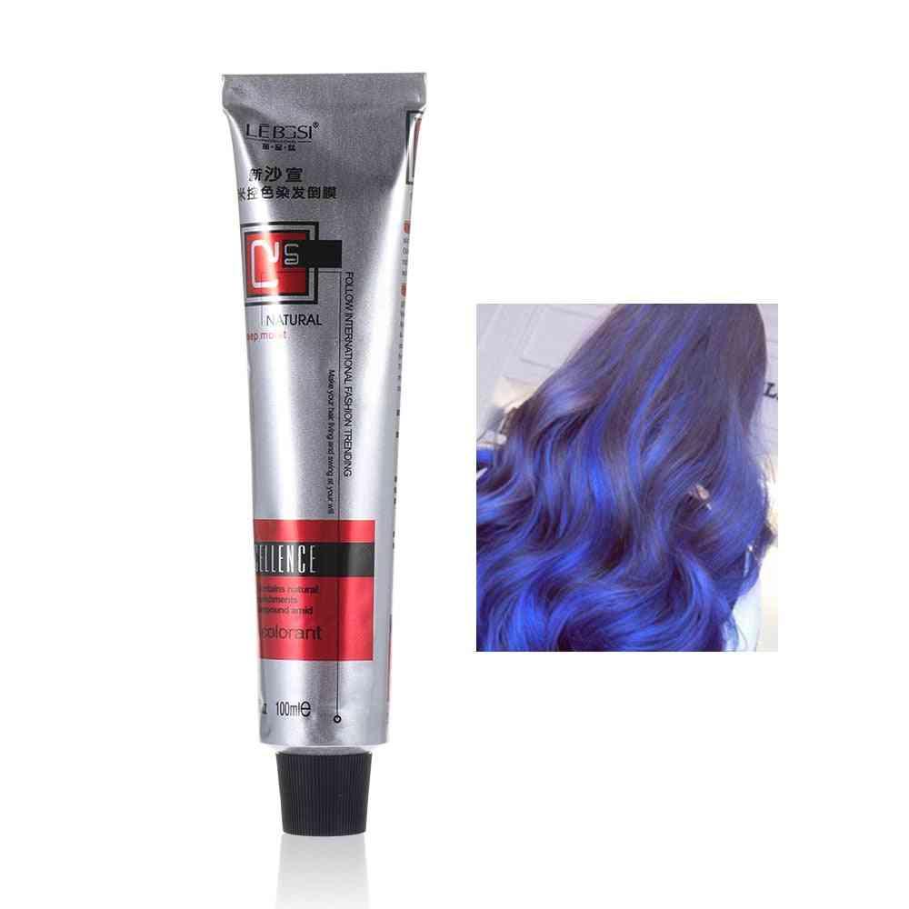 Hair Dye Tint - Semi Permanent Hair Coloring Cream