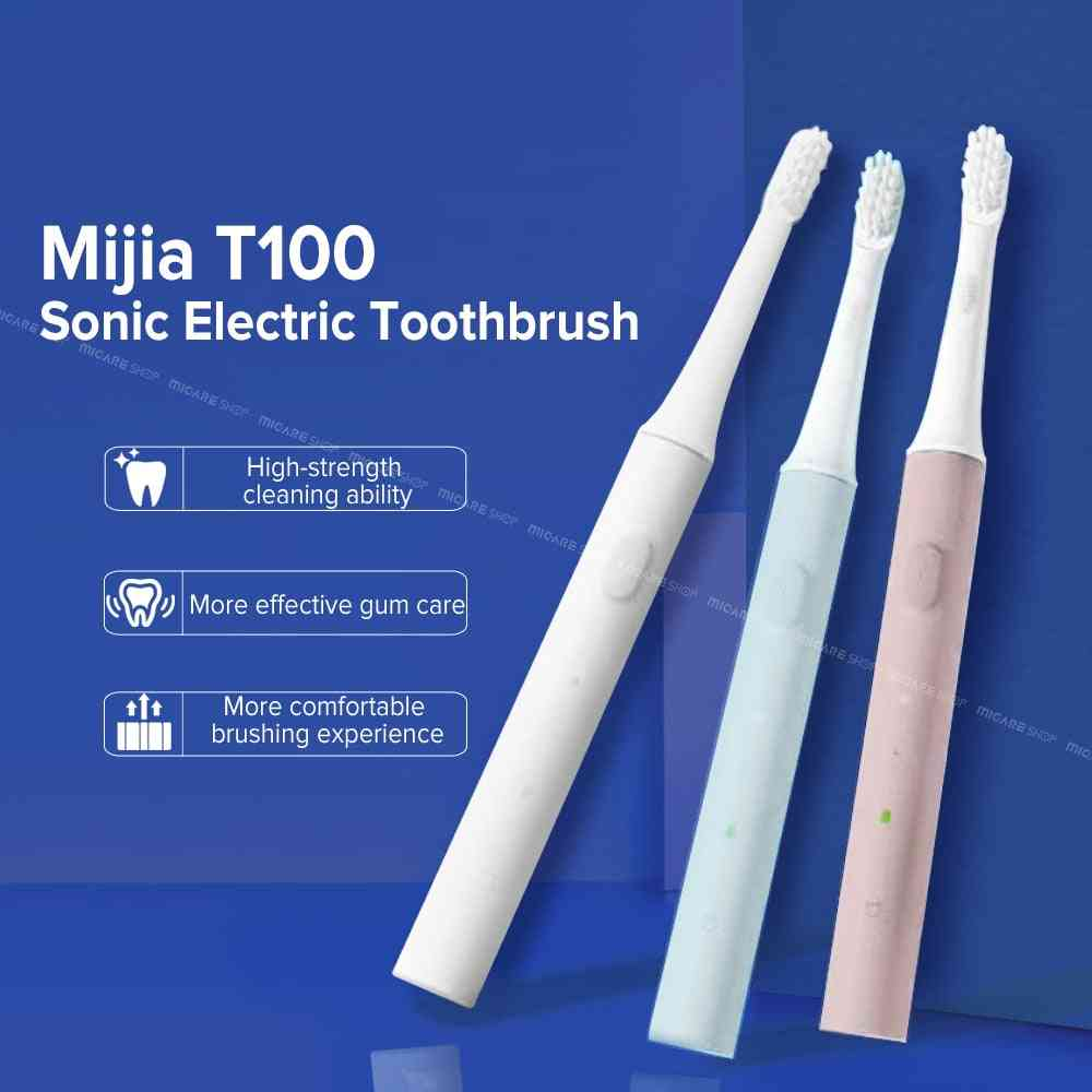 Electric ,ultrasonic ,automatic Toothbrush With Usb Rechargeable