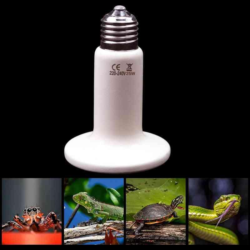 Pet Far Infrared Ceramic Heat Emitter Lamp/light Bulb