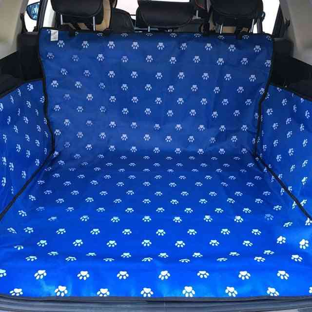 Pet Car Seat Trunk Mat Cover Protector For Cats, Dogs