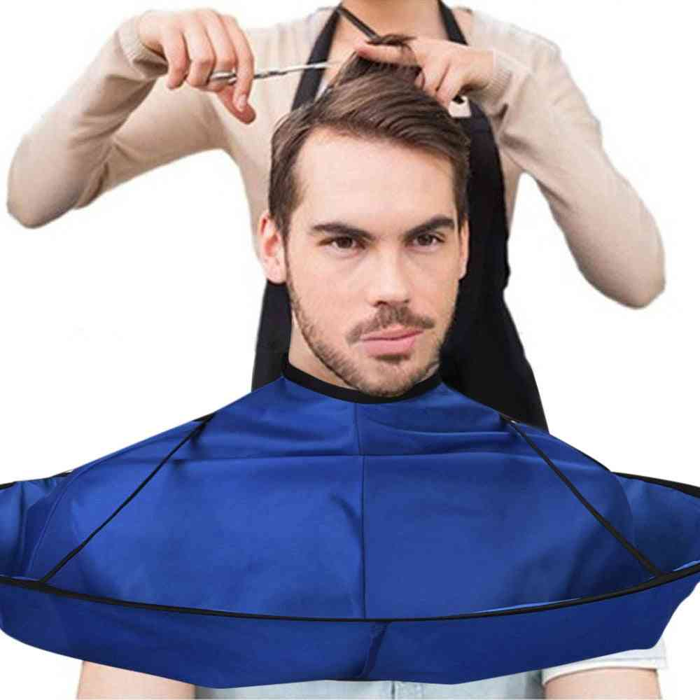Hair Cutting Cloak Umbrella For Salon Barber And Home Stylists